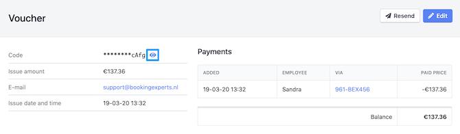 1600779932 voucher demo sandra booking experts 2020 09 22 15 05 25