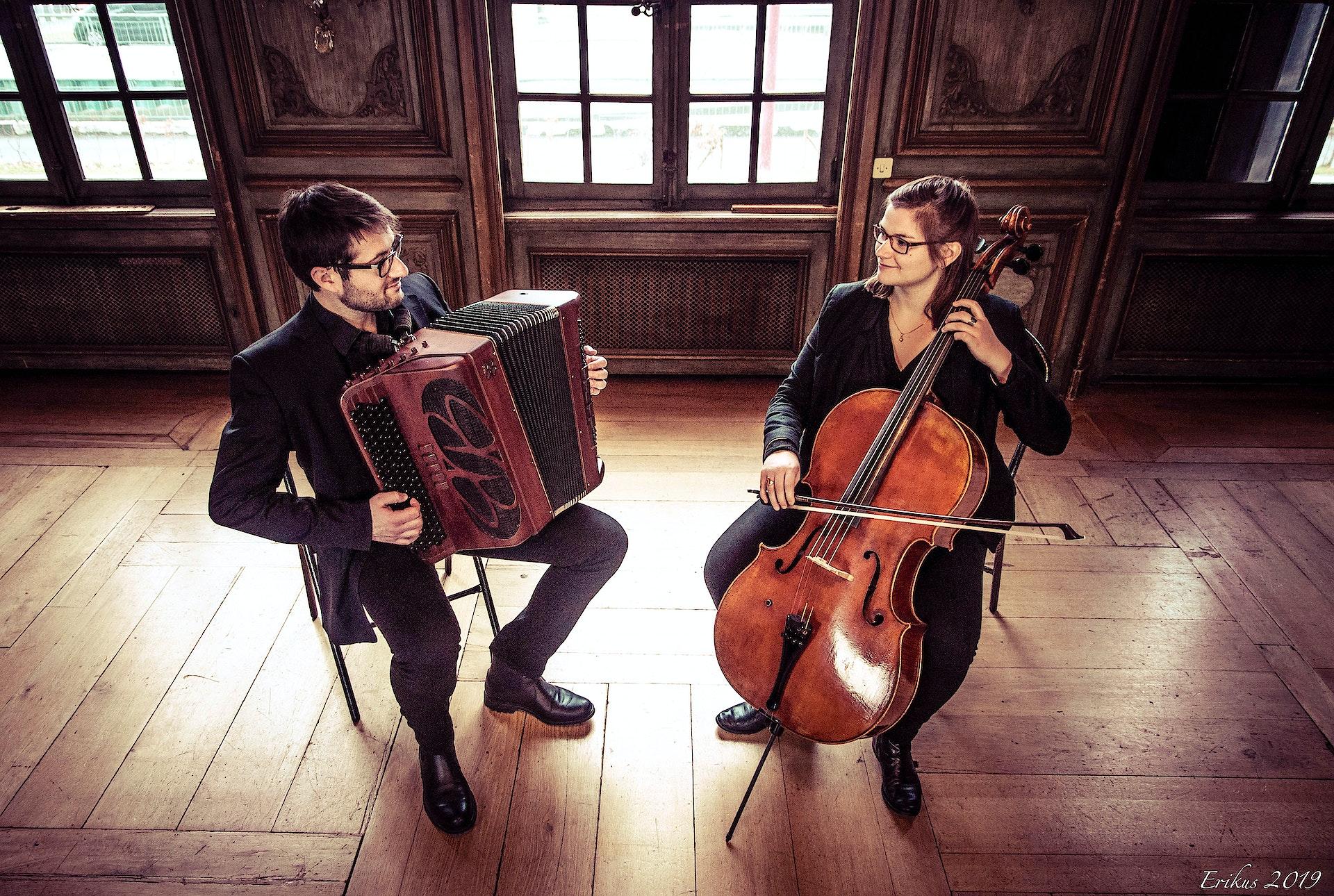 Flora Guichard & Alexandre Prusse