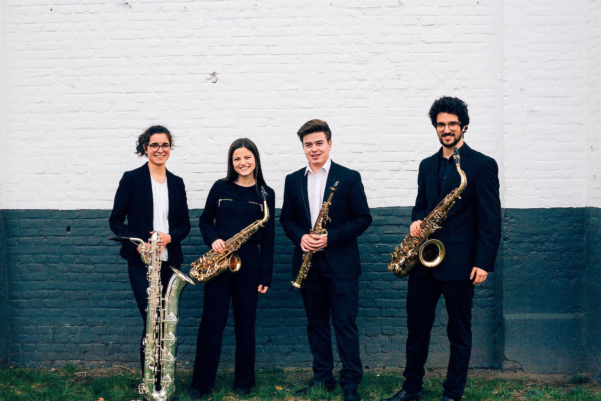 Maat Saxophone Quartet