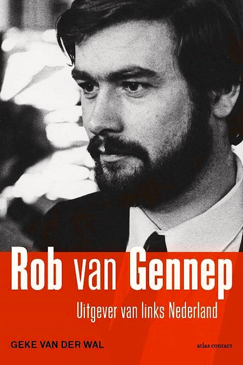 De biograaf spreekt over Rob van Gennep