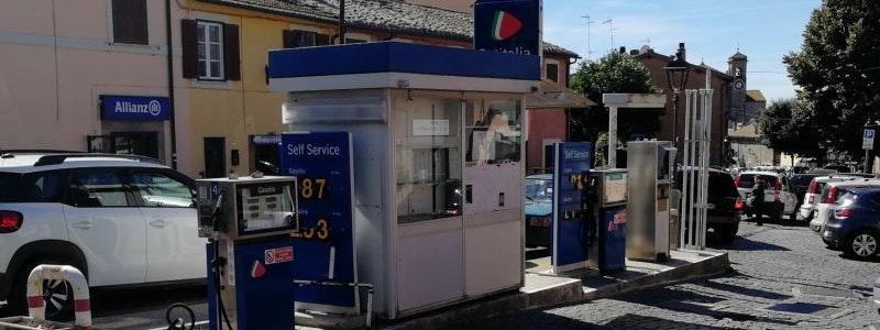 Indagini soil gas Piazza Mazzini