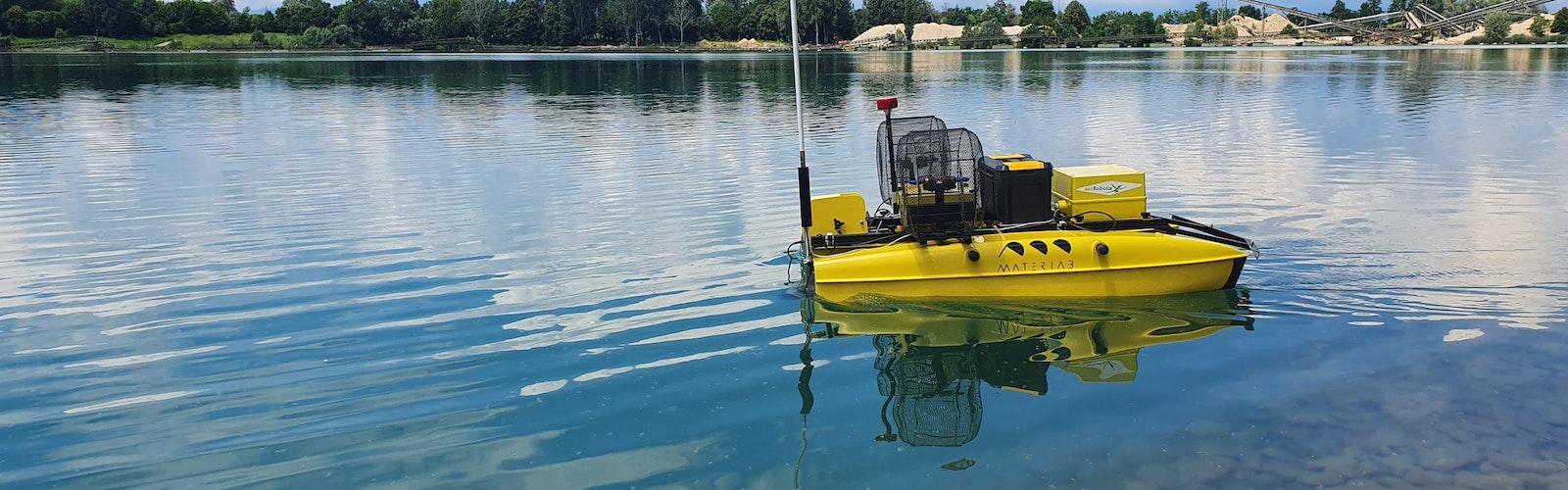 DIANA - Monitoraggi qualità acque interne