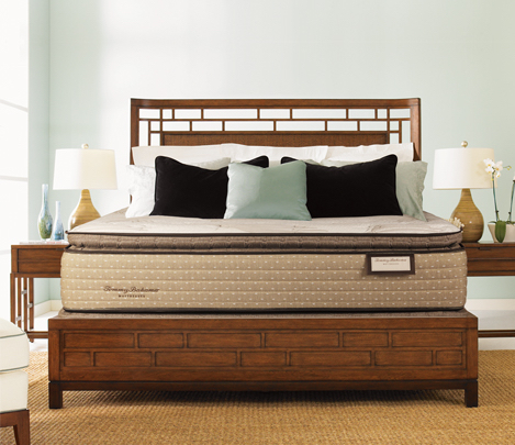 image of one of our Tommy Bahama® mattresses