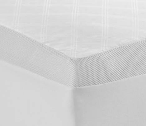 Therapedic® Comfort 2-Inch Visco Memory Foam Mattress Topper