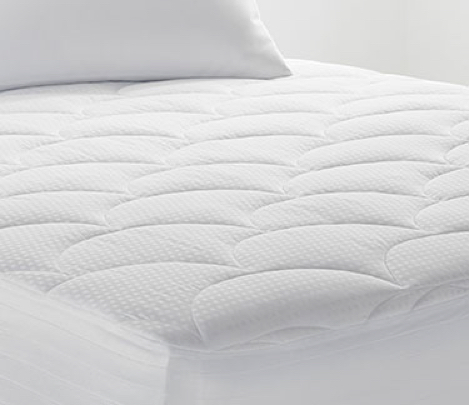 Therapedic® 500tc Long Staple Mattress Pad