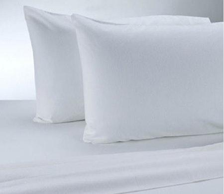 Therapedic® Solid 100% Ring Spun Cotton Flannel Sheet Set