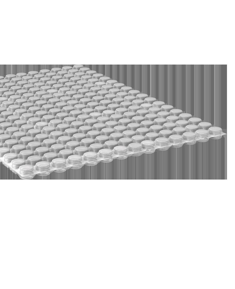 Nanocoil Layer