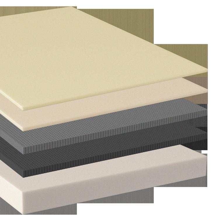 PureTouch Mattress Layers