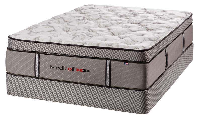 Medicoil HD - Heavy-Duty Mattress