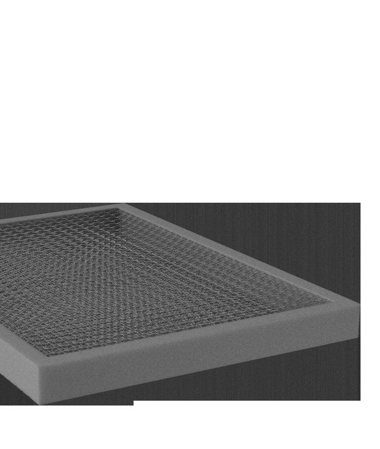 Foam-Encased HD Coil