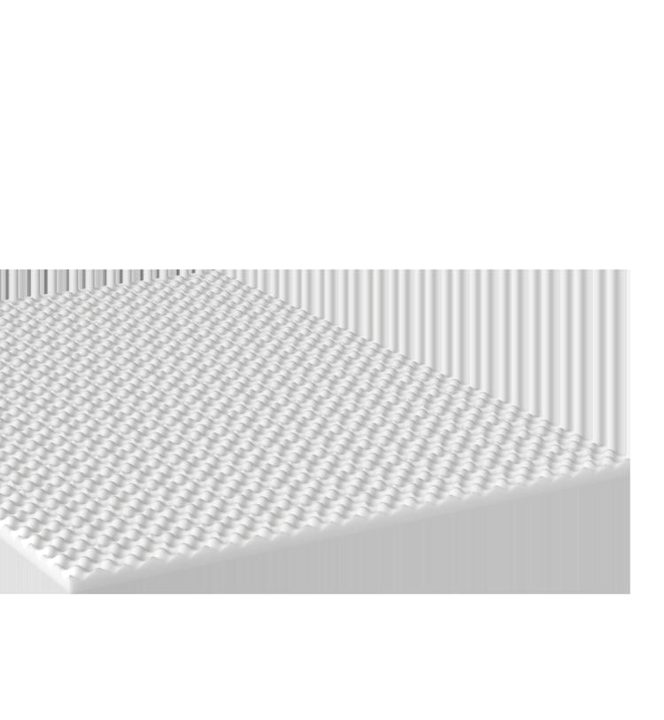 5-Zone Contour Foam