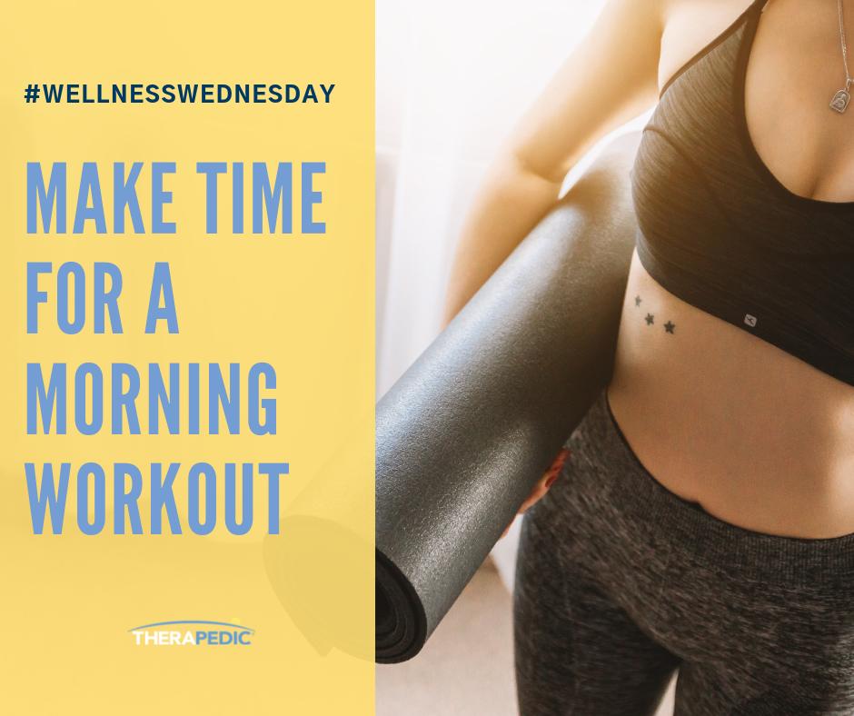 #WellnessWednesday- Morning Workout
