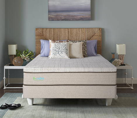 image of one of our b-calm® mattresses