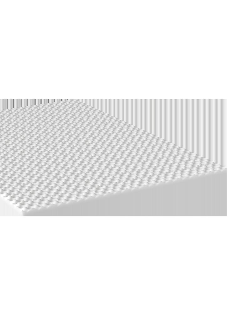 5-Zone Plush Contour Foam