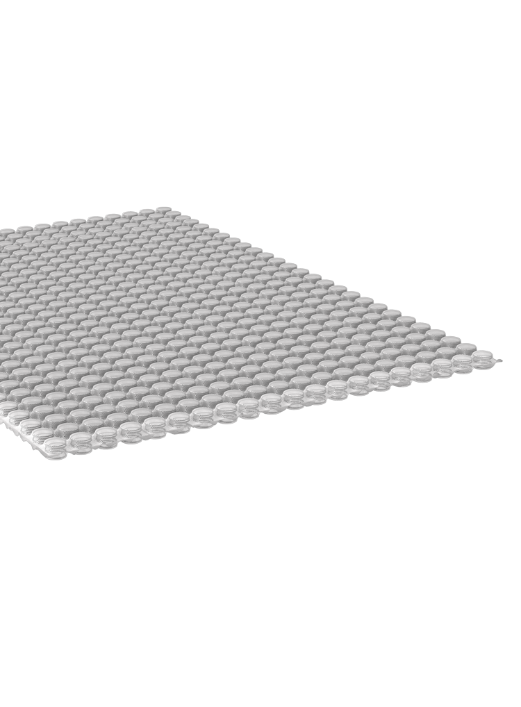 Nanocoil Layer