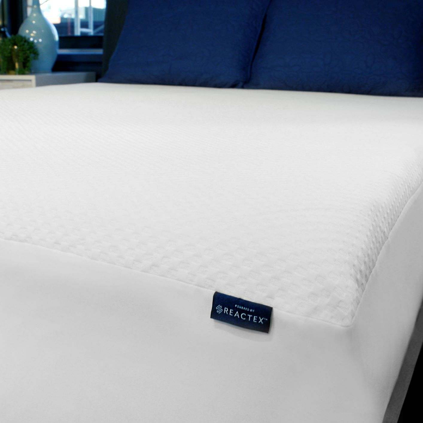 Therapedic® Polar Nights™ Cooling Mattress Pad