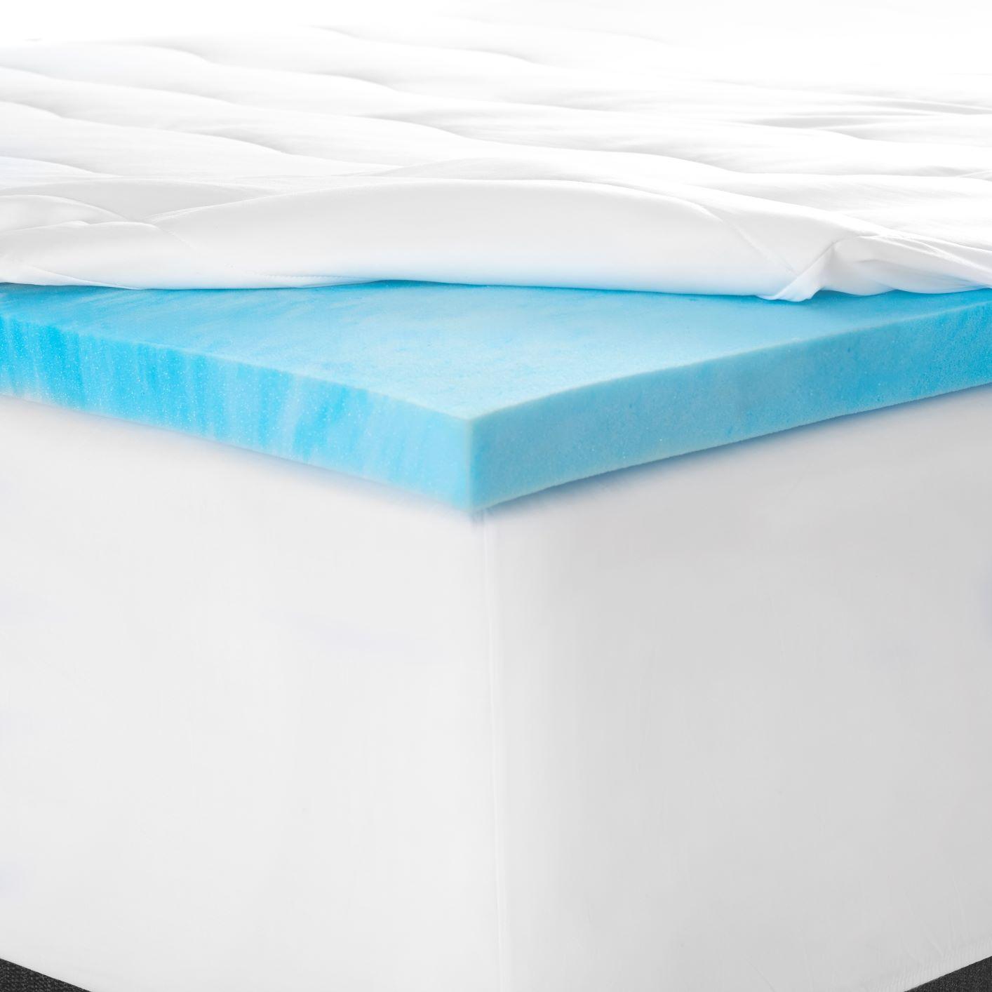 Therapedic® SleepRX™ 3inch Cooling Mattress Topper