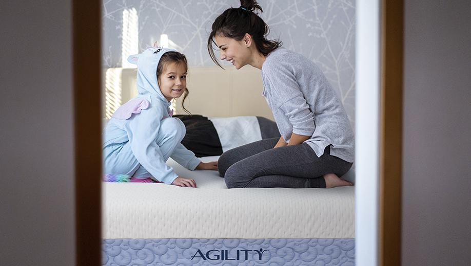 Can't beat the sleep on an Agility mattress!