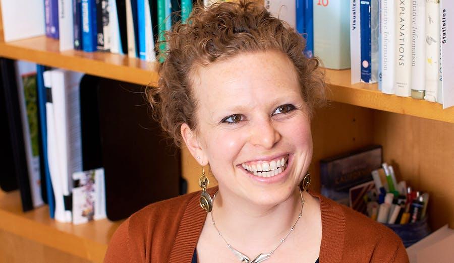 Photo of Joanna Laursen Brucker