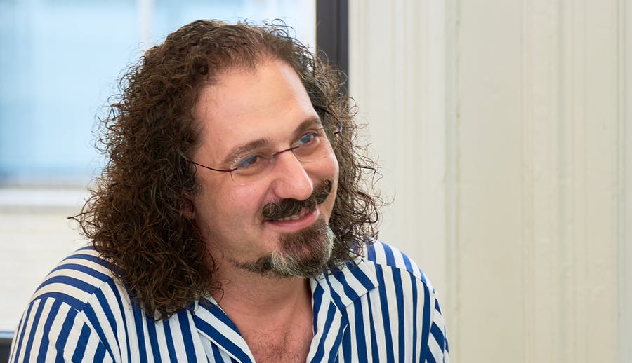 Photo of John Voiklis