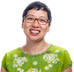 Color photo of Cecilia Nguyen
