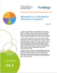 Color photo of workforce impacts