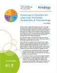 Color photo of Investing in Systems for Learning