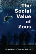 Cover image of The Social Value of Zoos book
