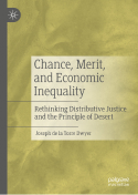 Cover image of the Chance, Merit, and Economic Inequality book