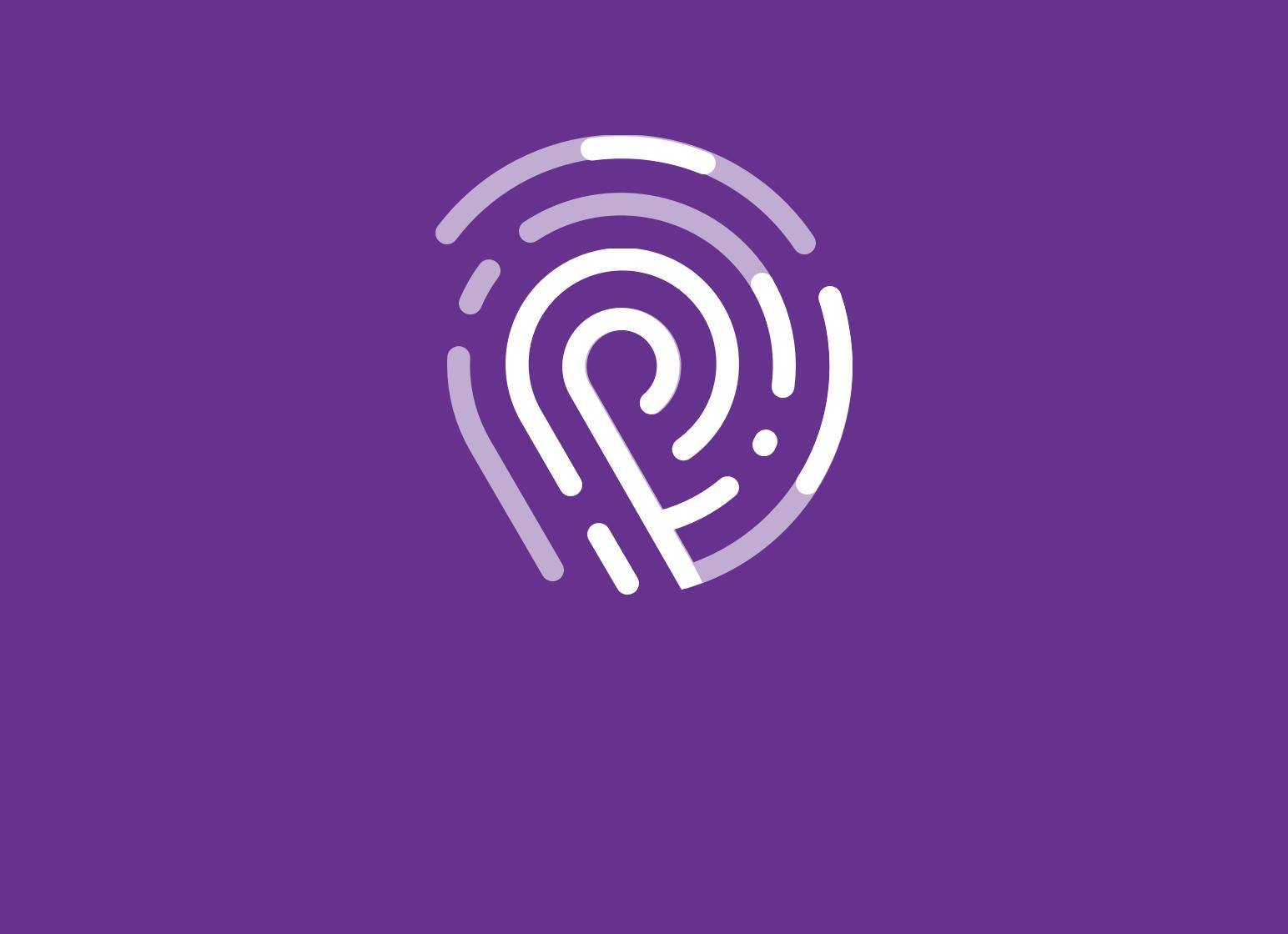 Op de afbeelding staat het visuele element uit het logo van Philips Pensioenfonds