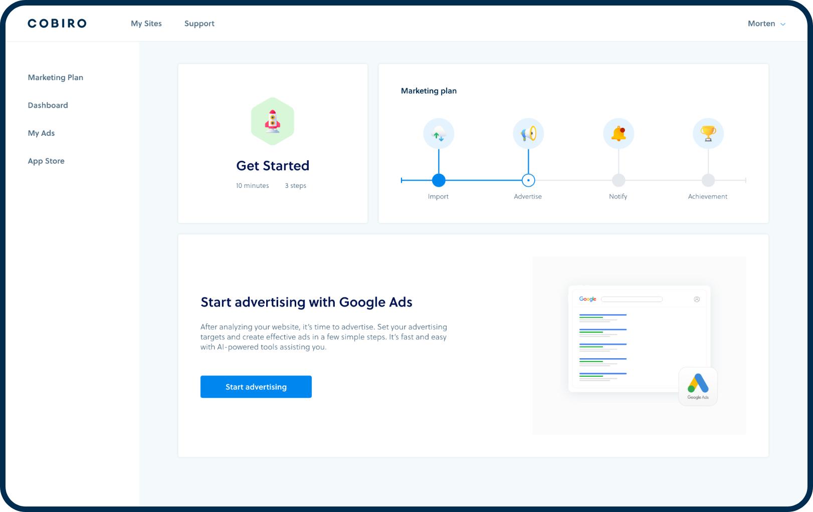 Step-by-Step Marketing Plan