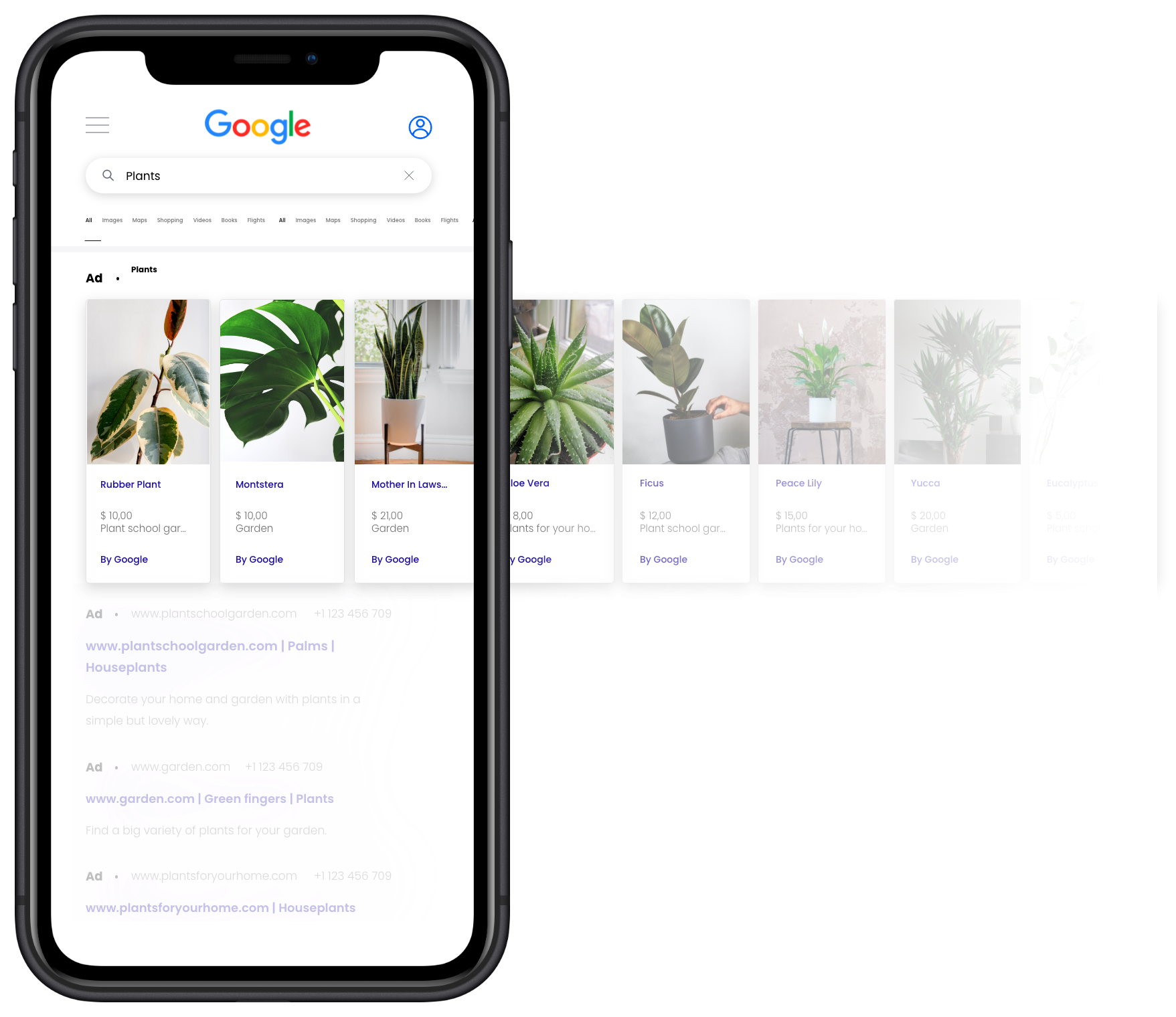 Showcase your products  with Google Shopping ads