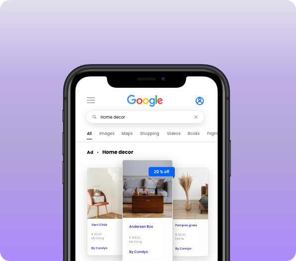 What is Google Shopping CSS?