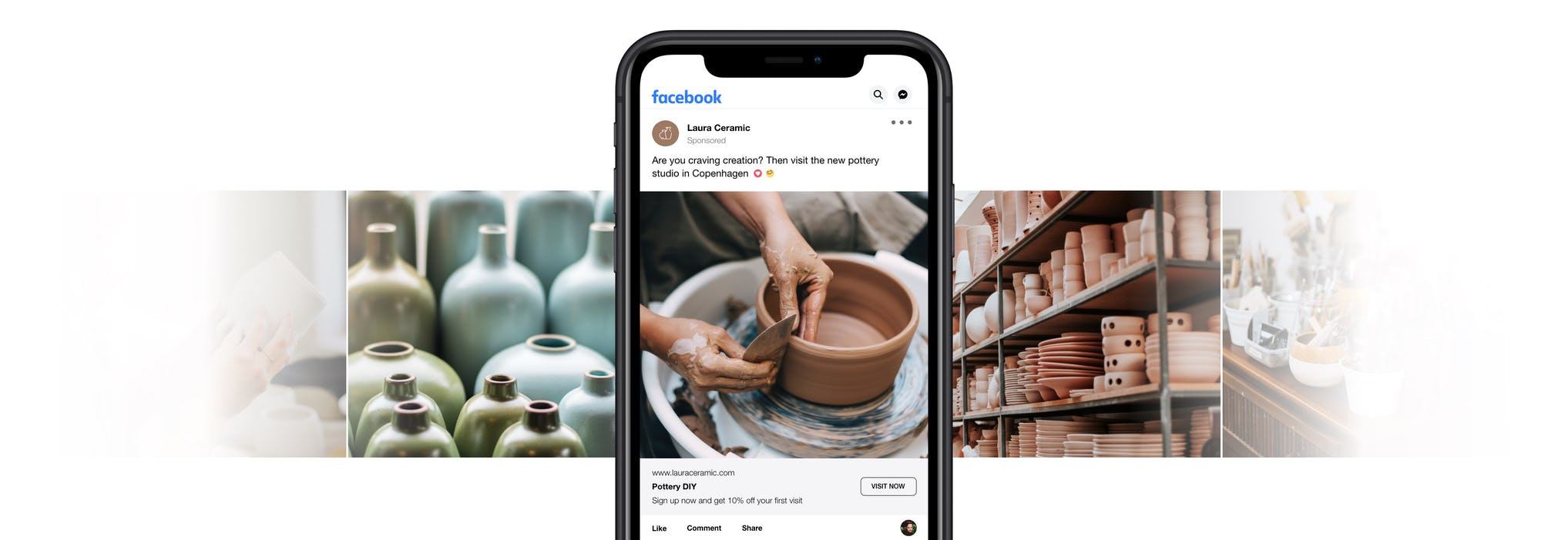 Reach your exact audience with Facebook Ads