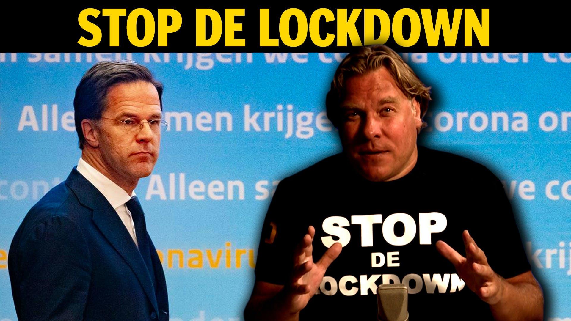 Robert Jensen (jensen.nl) en 'stop de lockdown', waarom dat volgens Martin Vrijland een vangnet is
