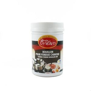 Bouillon pour fondue chinoise