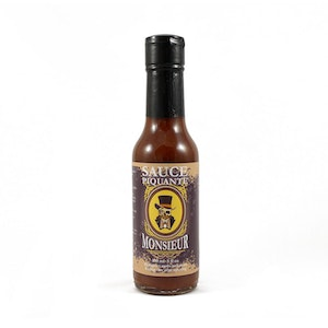 Monsieur hot sauce