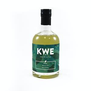 Sirop pour mojito - KWE Cocktails (non alcoolisé)