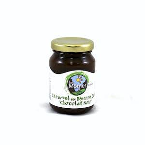 Caramel au beurre salé chocolat noir - 125 ml