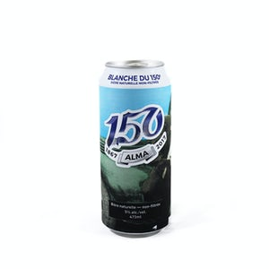 White Beer of the 150th -Riverbend