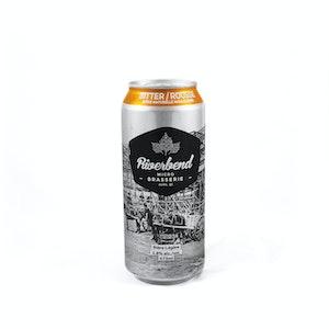 Bière Riverbend Bitter rousse