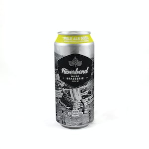 Beer Riverbend Pale ale 50/50