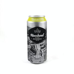 Bière Riverbend Pale Ale 50/50