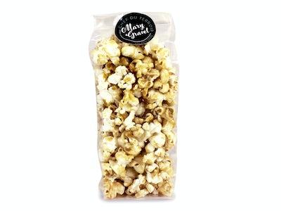 Pop-corn au caramel - Mary Gravel