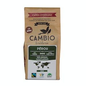 Cambio coffee - Peru