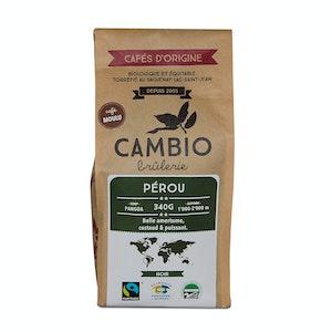 Café Cambio - Pérou - Moulu