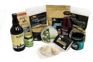 Box - Organic gift