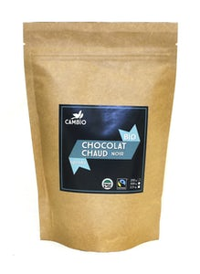 Chocolat chaud noir bio