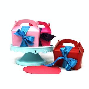 Boîte de surprises pour la St-Valentin