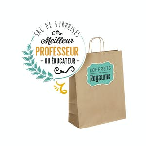 Sac surprise - Merci professeur/éducateur